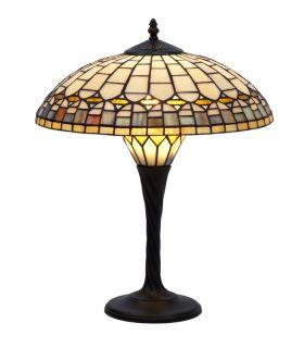 Comprar online Lámparas Sobremesa Cristal Tiffany : Colección QUARZ