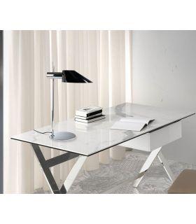 Comprar online Lámpara de Mesa en Acero : Modelo CELIA