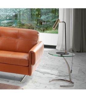 Comprar online Foco de Mesa en Acero : Modelo TINDALO