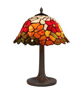 Comprar online Lámpara de sobremesa Tiffany : Colección BELL