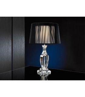 Comprar online Lámpara de Sobremesa de Cristal : Modelo CORINTO II
