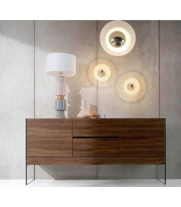 Lámpara Moderna de Cerámica : Modelo SIRA Multicolor