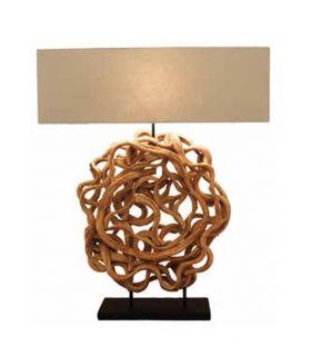 Comprar online Lámparas estilo rústico de mesa : Modelo BEAUTY