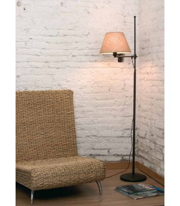 Lámpara PIE de Salón : Modelo LONDON CROSS LC