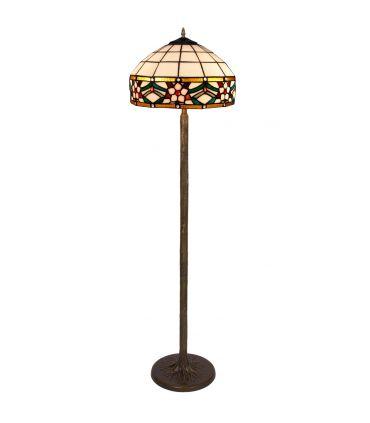 Pie para lámpara de Estilo Tiffany : Colección MUSEUM (Pie Raiz)