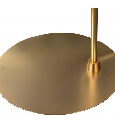 Lámpara de Suelo Metal Acabado Oro : Colección ERICH