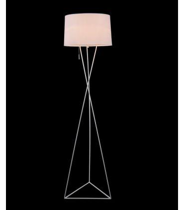 Lámpara de Suelo Blanca Diseño Moderno : Modelo GAUDI