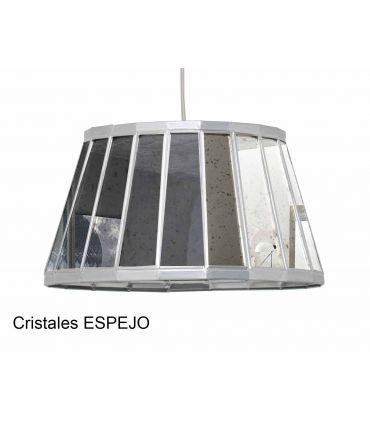 Lámparas de Pie Cristal : Modelo CICLOPE espejo