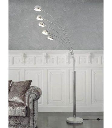 Lámparas Pie de Salón : Modelo LF-3009-CR