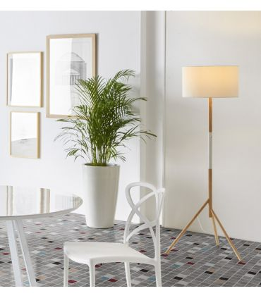 Lámpara de Pie de estilo Nórdico : Modelo IRATI