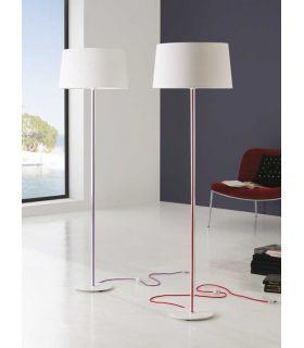 Lámpara de Pie de Salón : Modelo METACRILAT