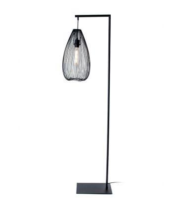 Lámpara de Pie en Metal : Modelo TULIPAN