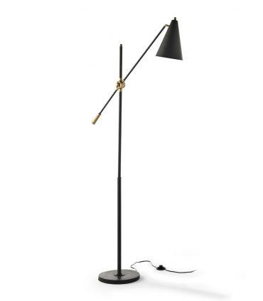 Lámpara de Pie estilo Industrial : Modelo ARAGON