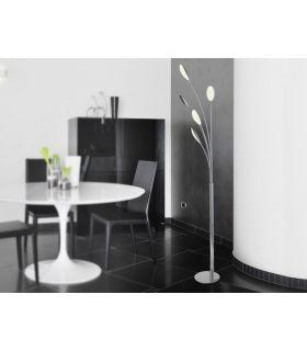 Comprar online Lámpara de Pie LED de Metal 5 luces : Colección LUCILA
