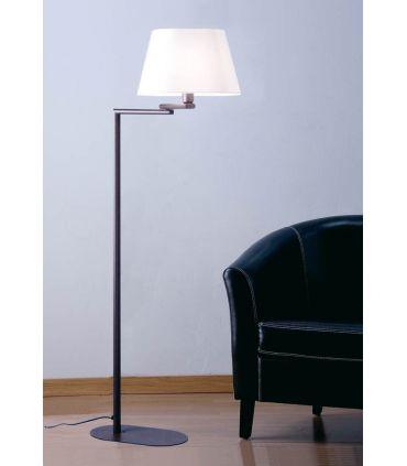 Lámpara PIE de Salón : Modelo HOTEL RUSTIC LC