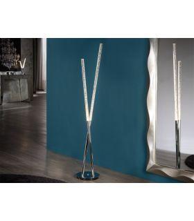 Comprar online Lampara de Pie luz LED de Diseño Moderno : Colección COSMO Schuller