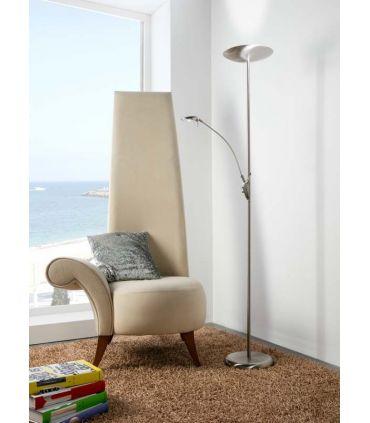 Lámpara de Pie con Flexo : Modelo SLIM