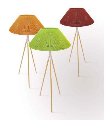 Lámpara de Pie en Textil : Colección KOORD
