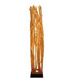 Comprar online Lámparas de Pie de estilo etnico en madera : Modelo SKOVE