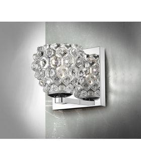 Aplique de Schuller de Diseño Cristal Transparente : Colección HESTIA II