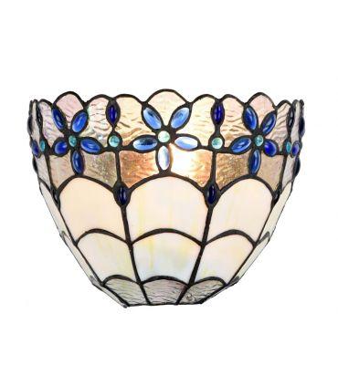 Aplique de Estilo Tiffany : Colección BLUE