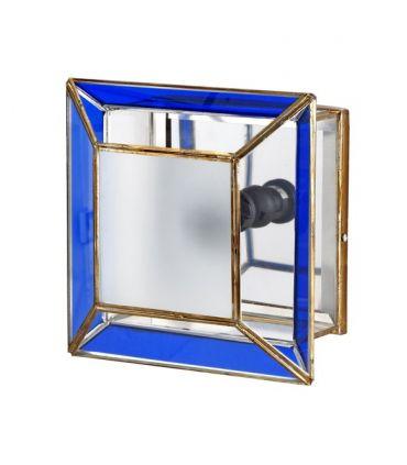 Plafon-Aplique Artesanal Granadino : Modelo AL-ANDALUS 605