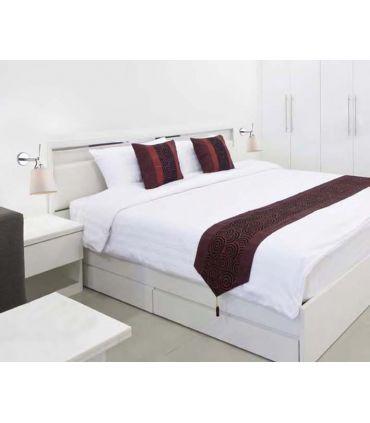 Aplique con Pantalla para Dormitorios : Modelo SARDA
