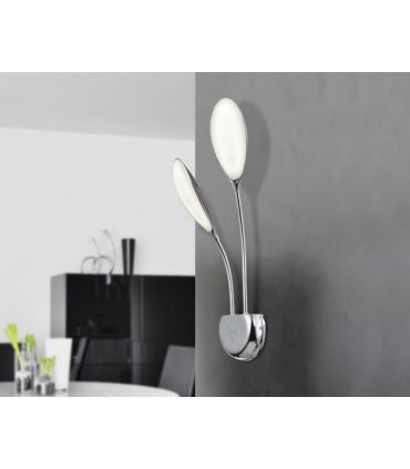 Apliques LED de 2 luces para Pared : Colección LUCILA