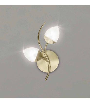 Apliques LED : Colección DANIELA Cuero