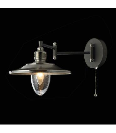 Lámpara de Pared Industrial Acabado Cromo : Colección SENNA