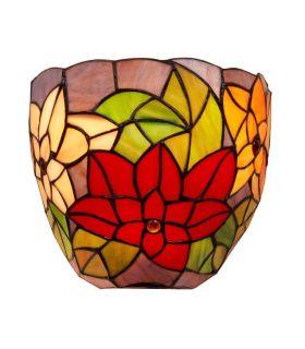 Comprar online Apliques de Pared de Cristal Tiffany : Colección GUELL