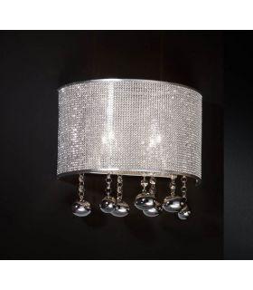Comprar online Lámpara Moderna de Pared Colección ANDROMEDA Schuller