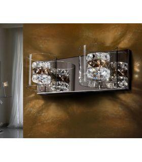 Apliques Modernos : Colección FLASH 2 Luces