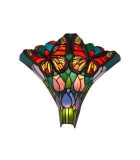 Apliques de Cristal Tiffany : Colección BUTTERFLY