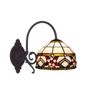 Comprar online Lámparas apliques con brazo de Estilo Tiffany : Colección MUSEUM