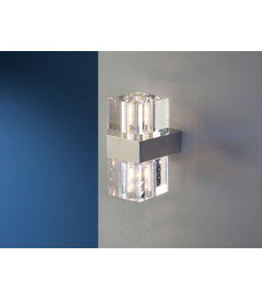 Apliques de Diseño Moderno en Cristal : Modelo CUBIC