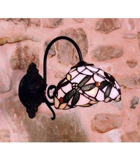 Comprar online Apliques Tiffany 1 brazo : Colección PEDRERA