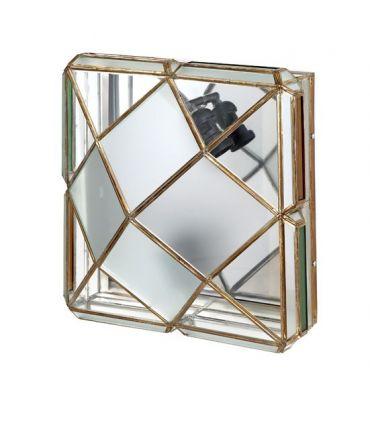 Plafon-Aplique Artesanal Granadino : Modelo AL-ANDALUS 608