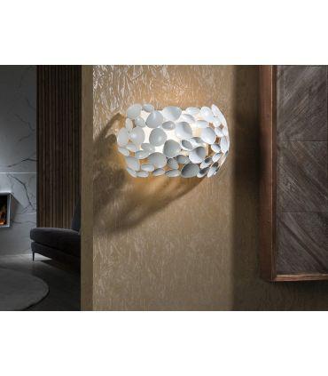 Lámpara de Pared de Schuller Iluminación : Colección NARISA blanco