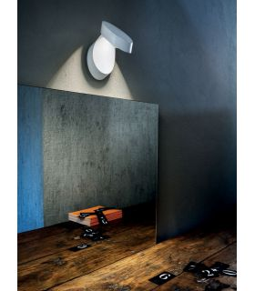 Comprar online Aplique de Diseño Moderno : Modelo PIN UP Blanco