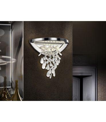 Lámpara de Pared LED de Schuller Diseño Moderno : Colección BRUMA