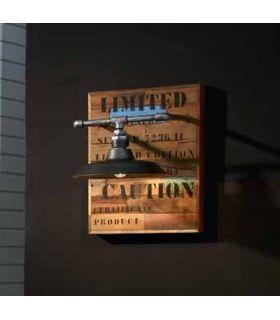 Comprar online Apliques de pared de estilo Industrial : Modelo URBAN FACTORY