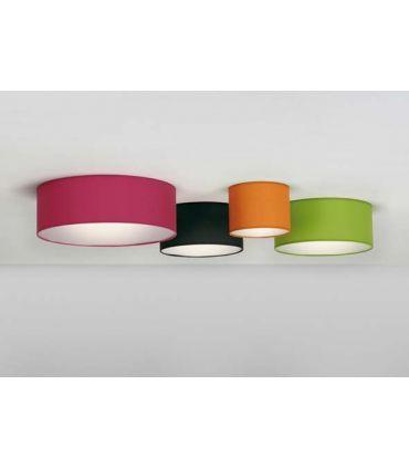 Plafones Cilindricos en Textil : Modelo PLAFONET