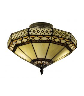 Comprar online Lámparas-Plafón Estilo Tiffany : Colección APOLO