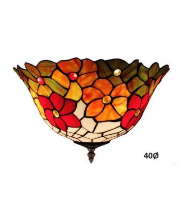 Plafones de Techo Estilo Tiffany : Colección BELL