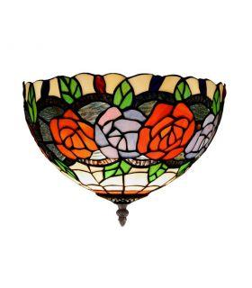 Plafones Estilo Tiffany : Colección ROSY