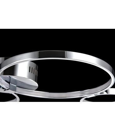 Plafones con LED : Colección OLYMPIA 4 aros