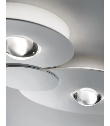 Plafón de Diseño Moderno : Modelo BUGIA Doble