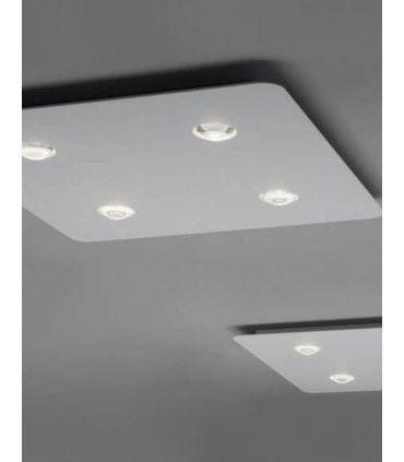 Plafones Modernos : Modelo FROZEN 4 Luces
