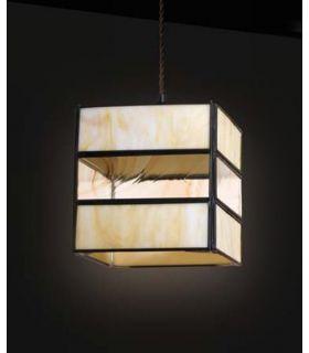 Comprar online Lamparas de diseño Contemporaneo : AURA CUBO HORIZONTAL